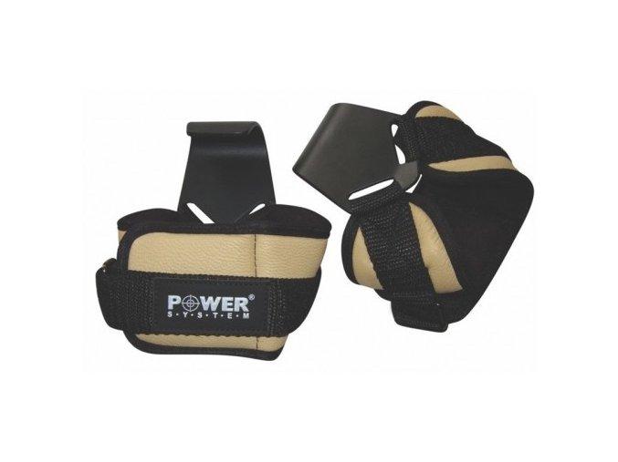 Kovové háčky Power System POWER HOOKS